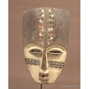 Masque Fang polychrome