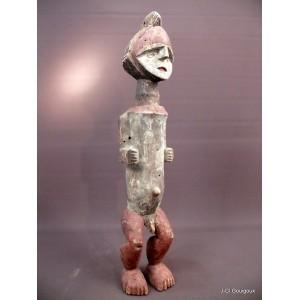 Statuette africaine Ambete (M'Bete)