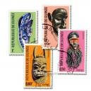 Pochettes de timbres - Masques
