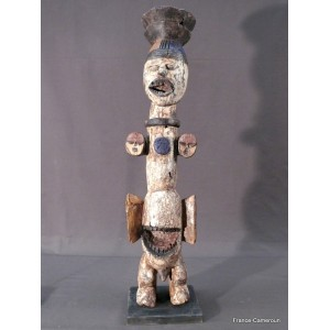 Statue africaine Ikenga Igbo