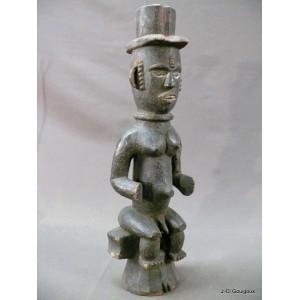 Statue africaine Urhobo