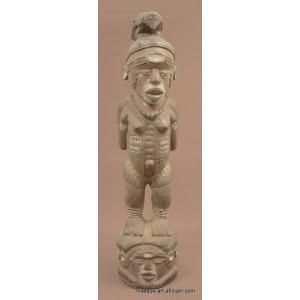Statuette africaine Kouyou (Kuyu)