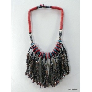 African necklace Ivory Coast