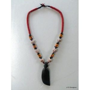 collier africain de Côte d'Ivoire