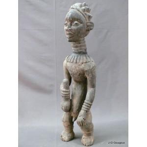 Statue de roi dansant Bangwa