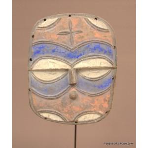 Masque Teke du Gabon
