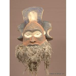 Tchokwe mask of Angola