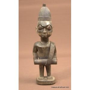 Statuette Yorouba du Nigéria