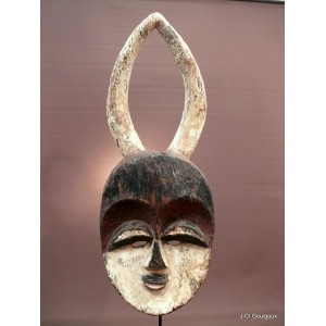 Vuvi mask from Gabon