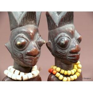 Statuettes de Jumeaux Ibeji