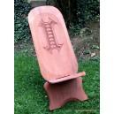 chaise à palabre de Côte d'Ivoire