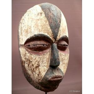 Masque africain Galoa
